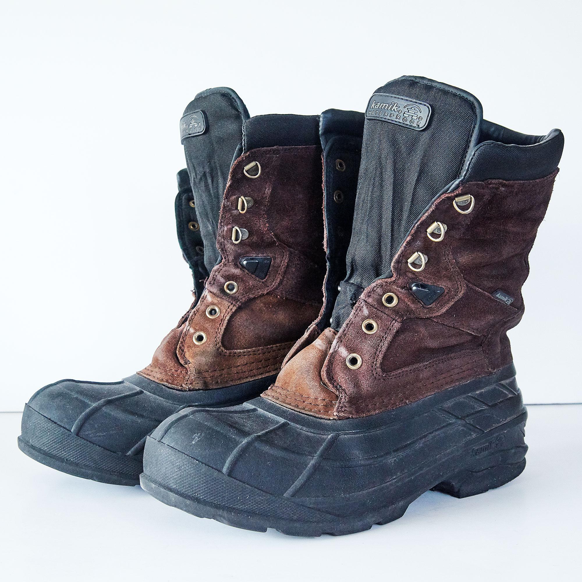 kamik nation plus boots ~ after three seasons