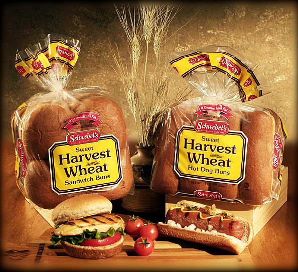 Schwebel's Harvest Wheat Bread