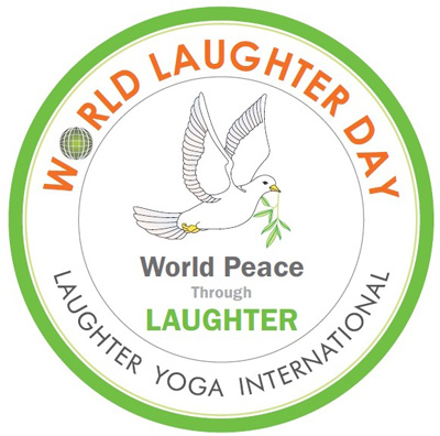 world laughter day logo